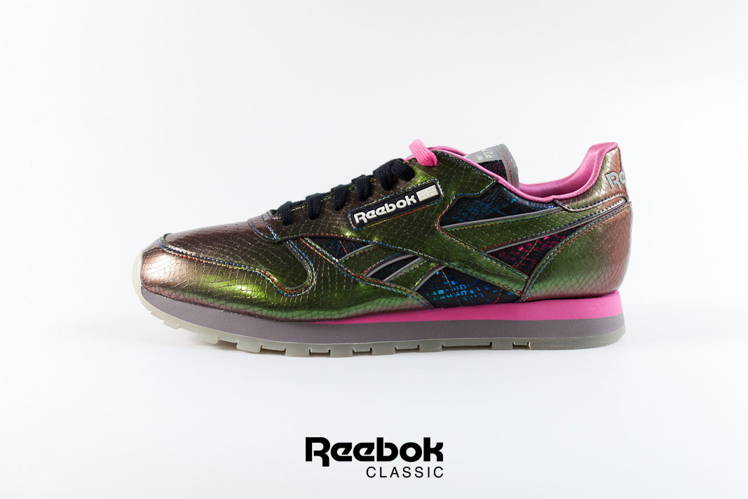 Reebok x Limited Edition / VAULT CL Leather R12