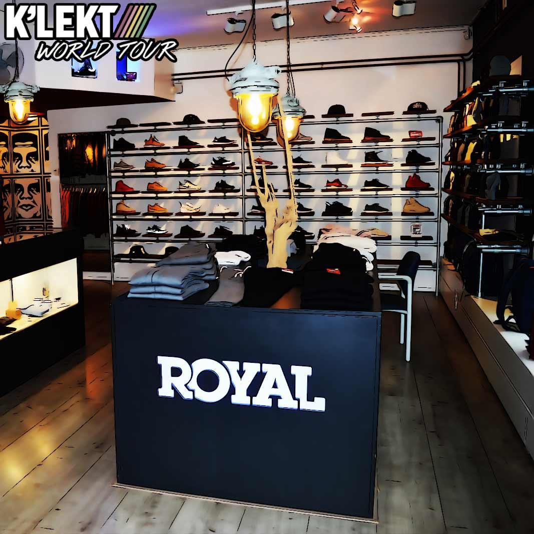 Royal Sneakers - sneaker store in Eindhoven, Netherlands: www.klekt.in/blog/k-lekt-world-tour-royal-sneakers_i427