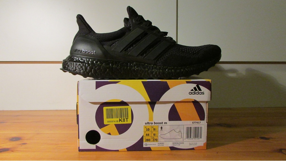 84ffc0a5427 Adidas Ultra Boost Triple Black Custom wallbank-lfc.co.uk