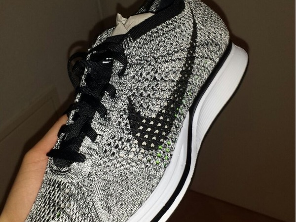 Nike flyknit racer Oreo 1.0 - photo 1/3