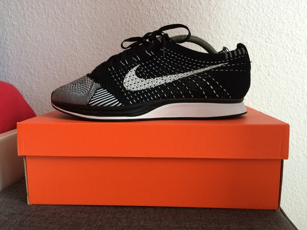 Nike Flyknit Racer ORCA 1 (No Volt) US 10 - photo 1/1