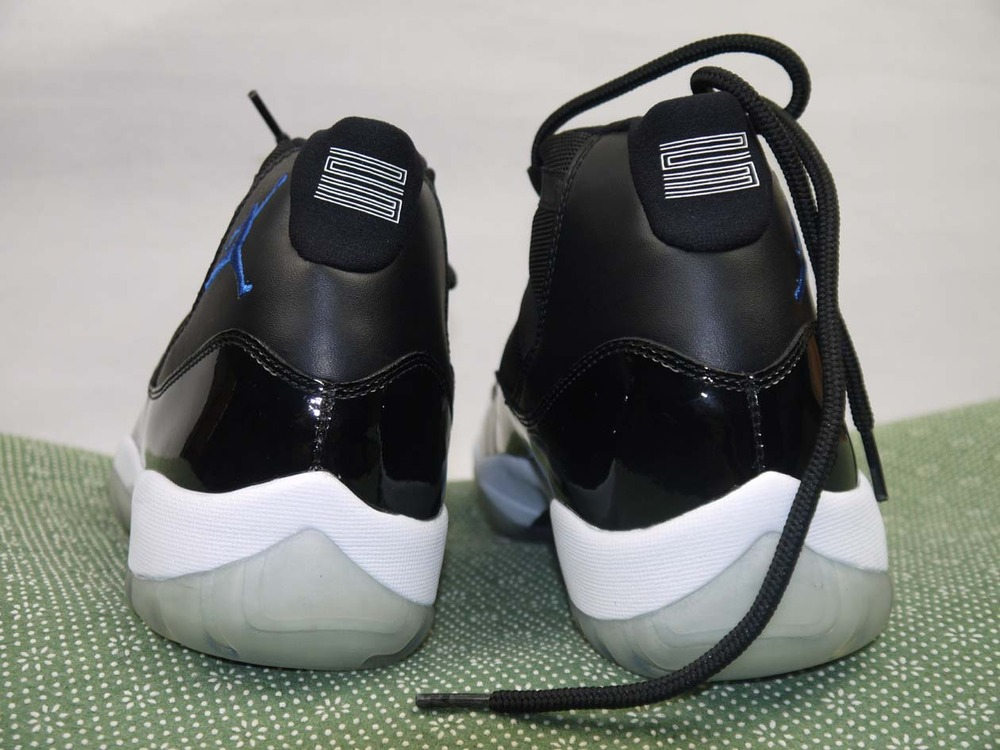 8f1260a16d14 photo 4 Brand New Nike Air Jordan 11XI Retro quotSpace Jamquot 2009 Size ...