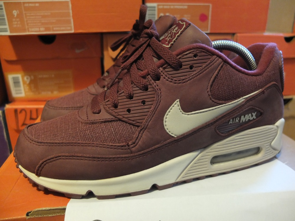 04a1c3952fbb2d ... official nike air max 90 redwood us9 vnds photo 35 9ecd9 2e1a0