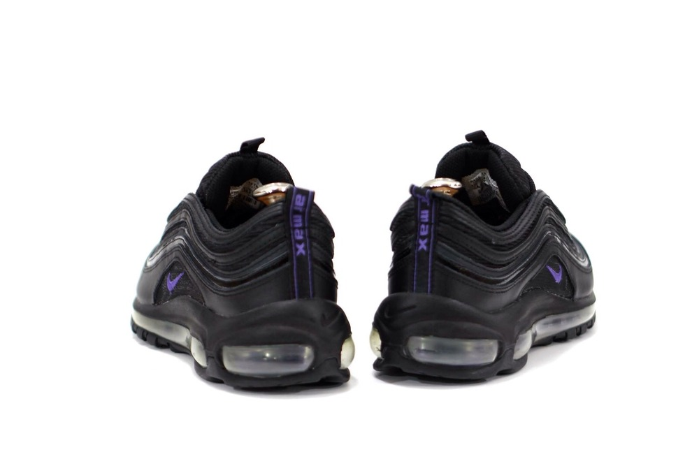 Air Max 97 Black And Purple