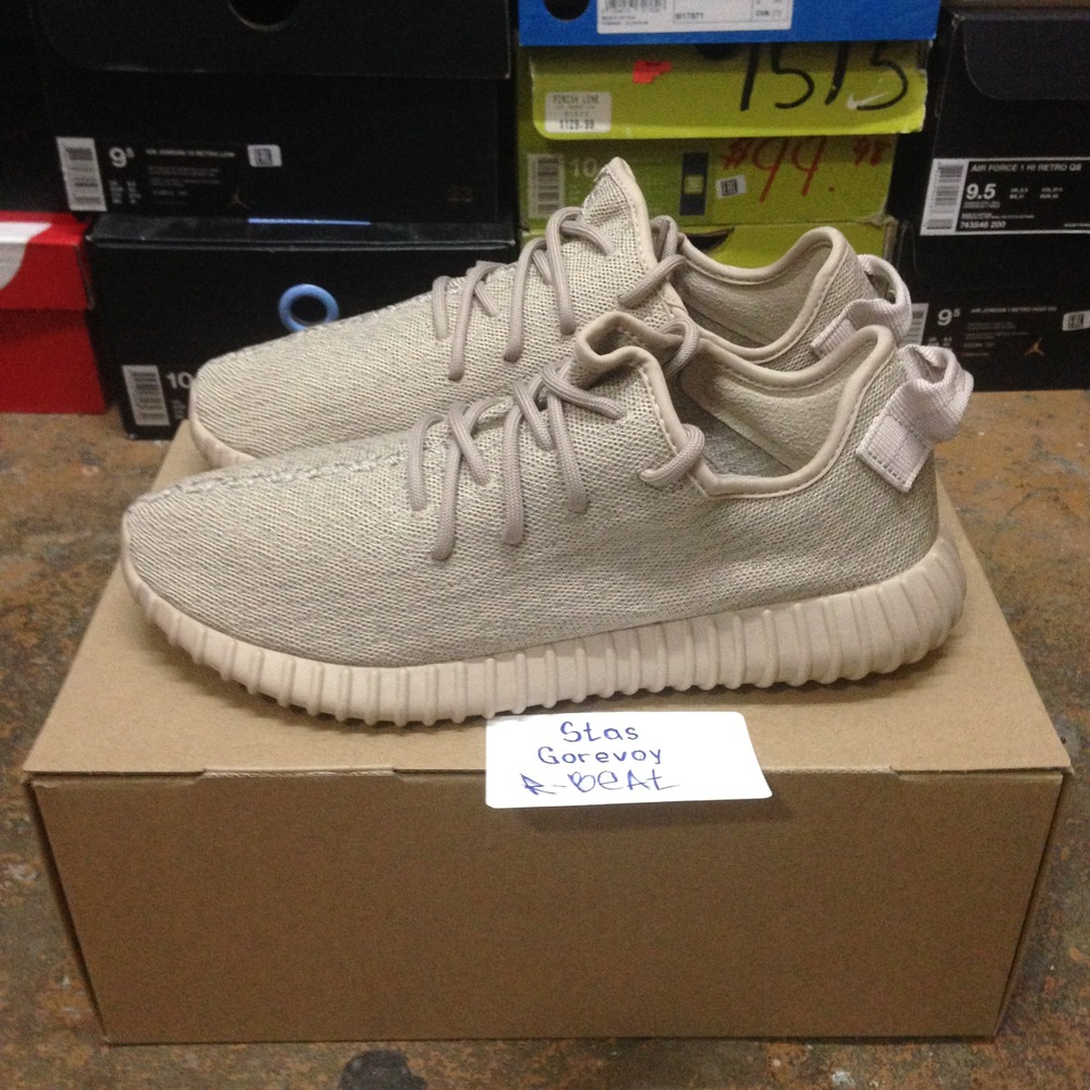 big sale cac22 e3ac0 ... netherlands adidas yeezy boost 350 oxford tan 6.5us photo 1 8 56764  abaf1