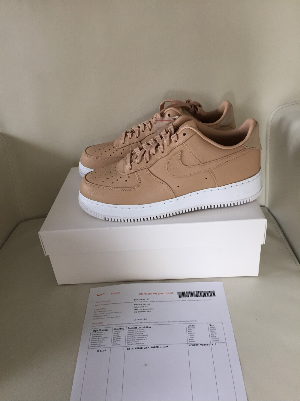 best website 4b086 37995 ... 1 Low Vachetta Tan Nike Air Force Vachetta Tan Low ...