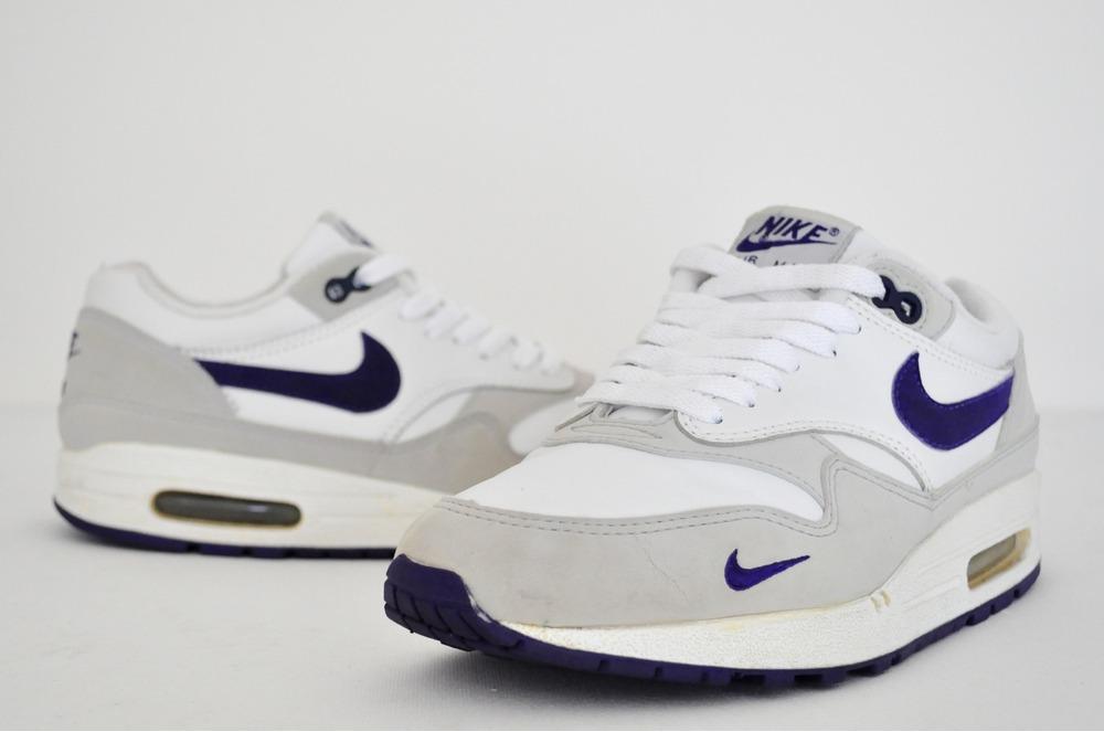 Nike Air Max 1 Grape Fiche Air Max 1