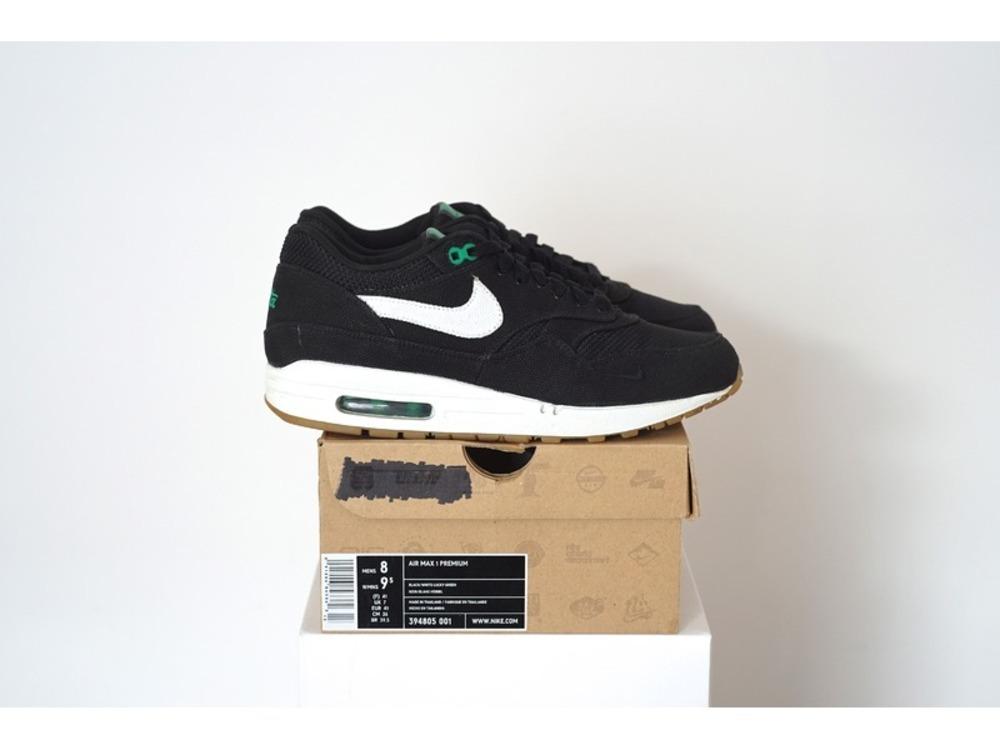 best website 33480 c7352 ... pattaspringgreen Nike Air Max 1 x Patta Lucky Green US8 - UK7 - EUR41 -  photo 1 ...