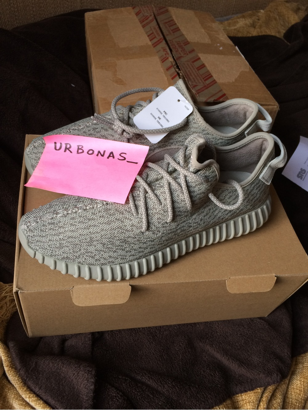 Adidas Yeezy Boost 350 Moonrock Official Images And Full