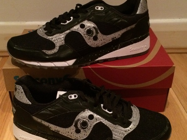 reputable site 1e3cd 45d62 bait x saucony shadow 5500 cruel world 6 giant leaps .