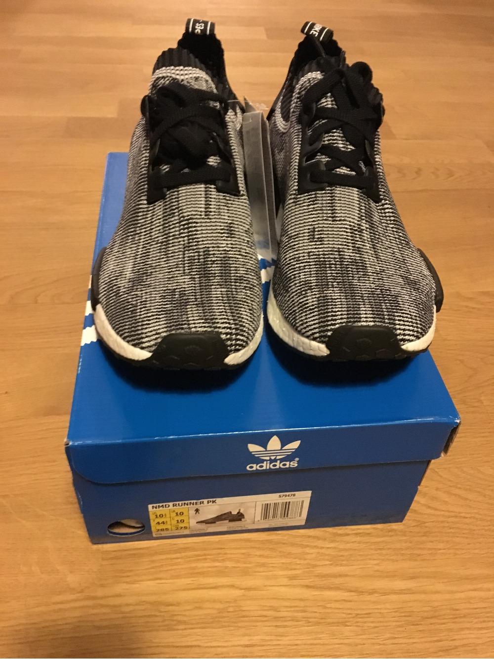 new product 00b5a 27a84 Adidas NMD Primeknit Oreo adidasnmdwomensuk.co.uk