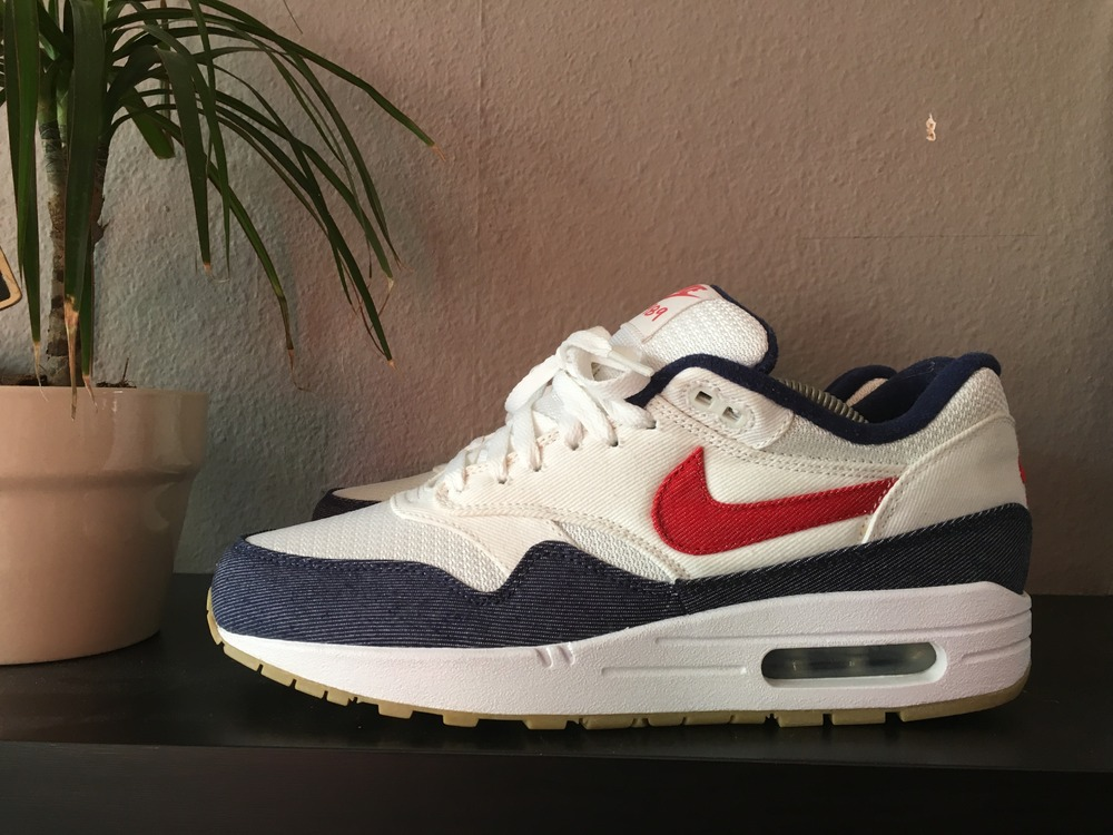 nike air max 1 usa corduroy id us 9 299132 from dgx at. Black Bedroom Furniture Sets. Home Design Ideas