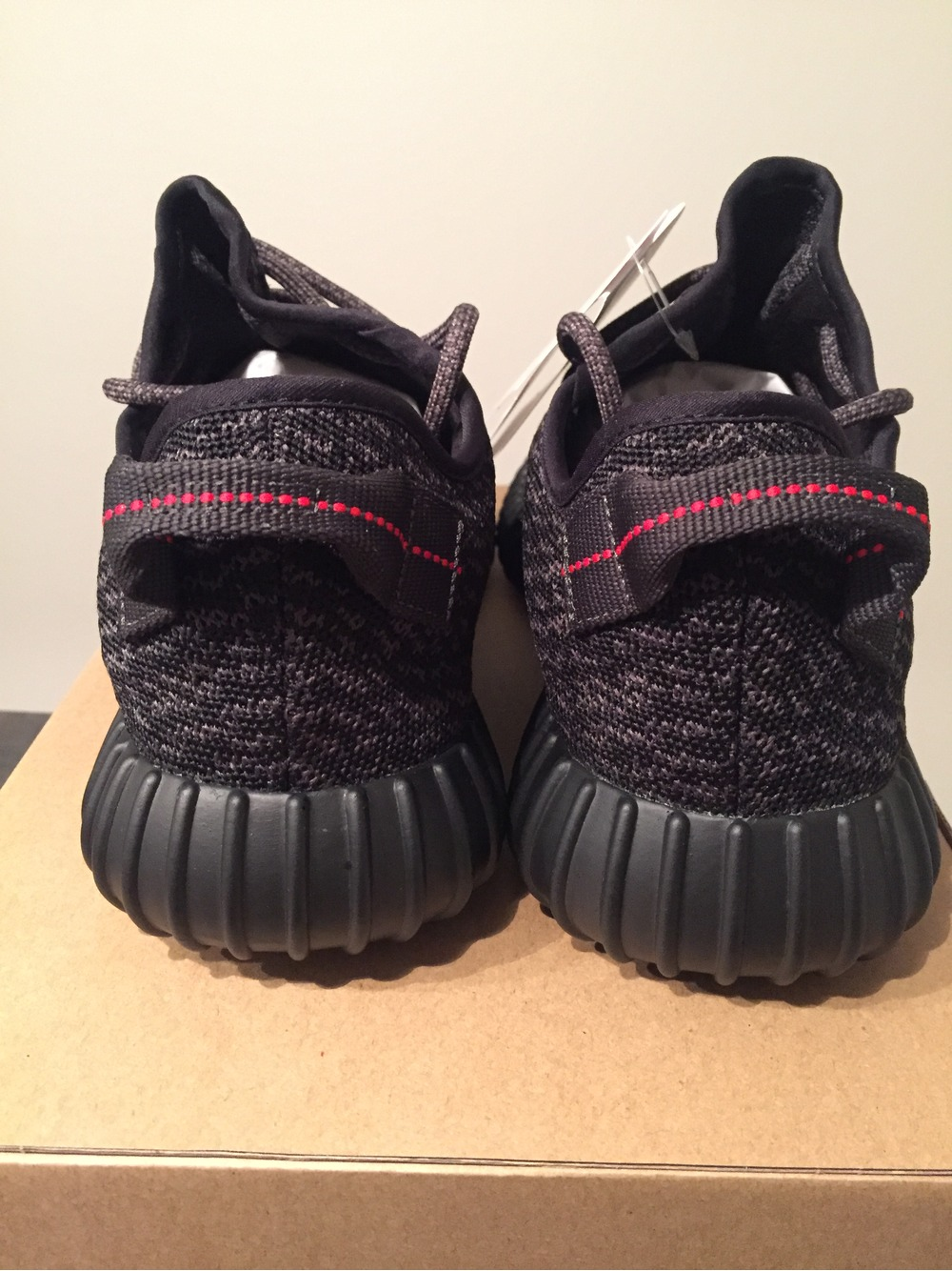 best authentic 7d7f8 8f7b5 Adidas Yeezy 350 Boost Pirate Black 2.0