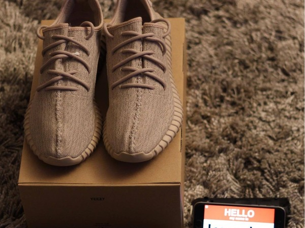 "Adidas Yeezy Boost 350 ""Oxford Tan"" - photo 1/1"