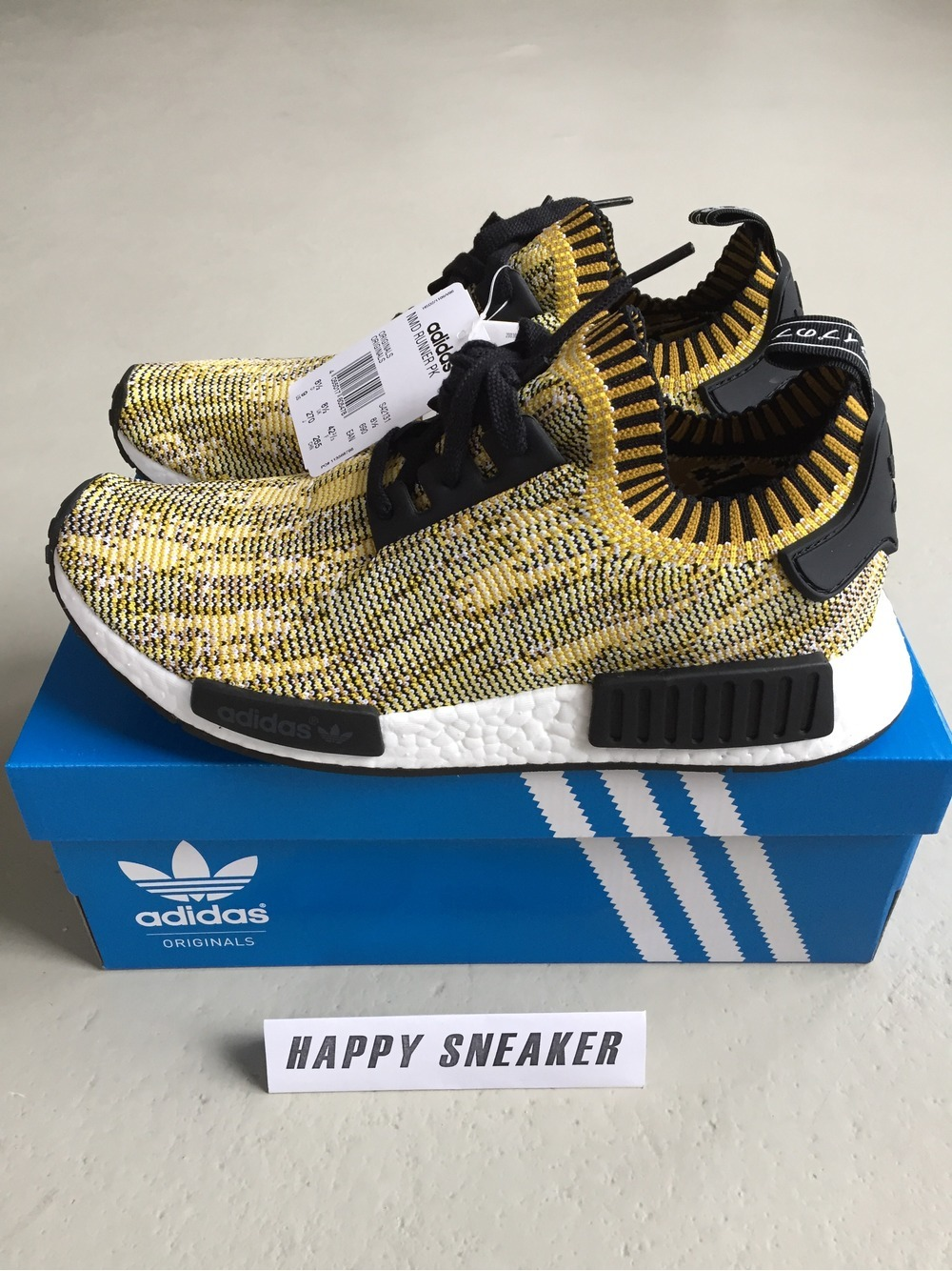 Adidas NMD yellow 42