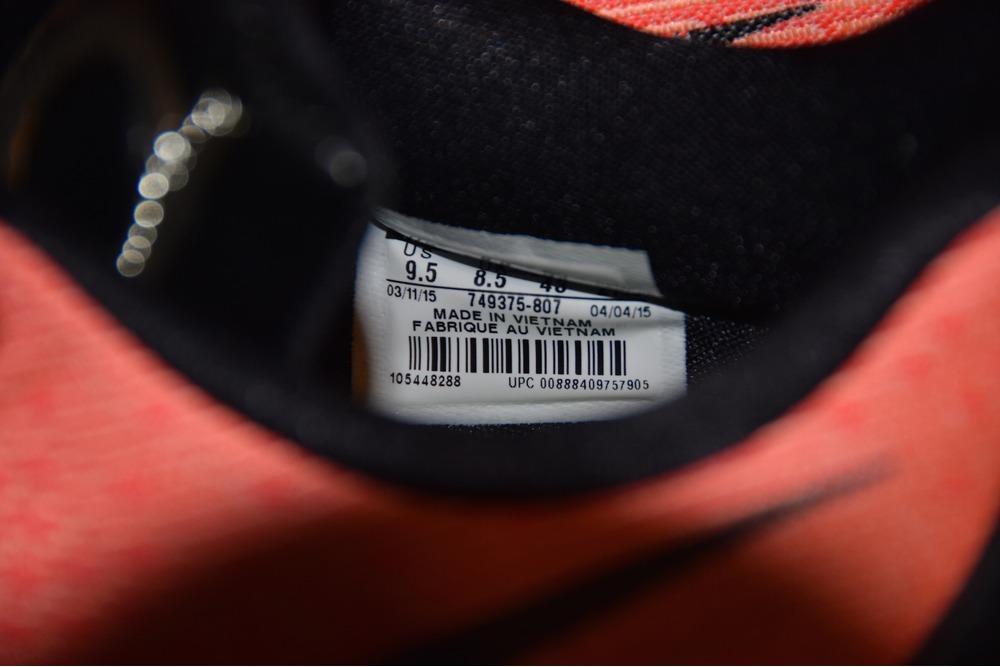 Nike KD 8 Hunt's Hill Sunrise Orange Black Volt