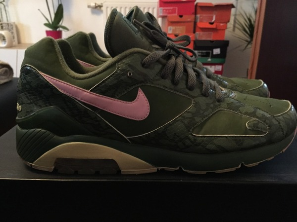 "Nike Air Max 180 Sole collector ""Cowboy"" 11 US VNDS - photo 1/7"