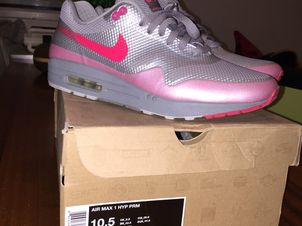 Nike Air Max 1 HYP hyperfuse 10,5 US Vnds - photo 1/5