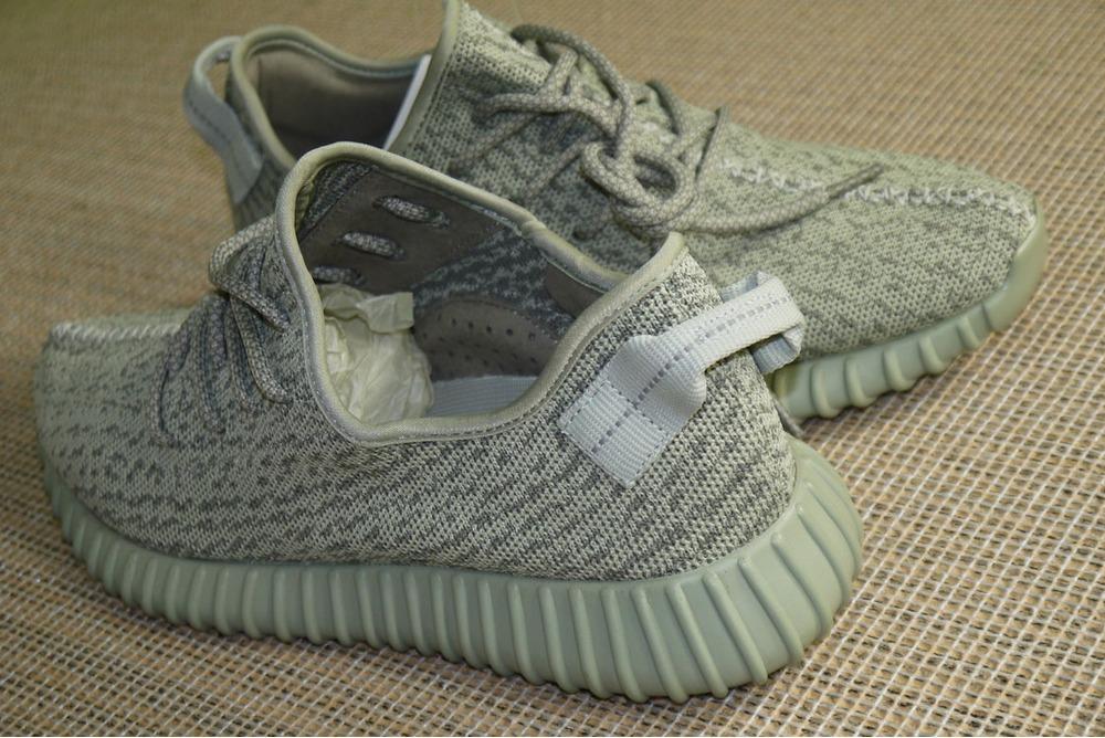 bef7635f1 2015 Kanye West Brand New Adidas Yeezy Boost 350 Moonrock Sz 12 AQ2660  ( 301616) from WAYNE SCILLE at KLEKT