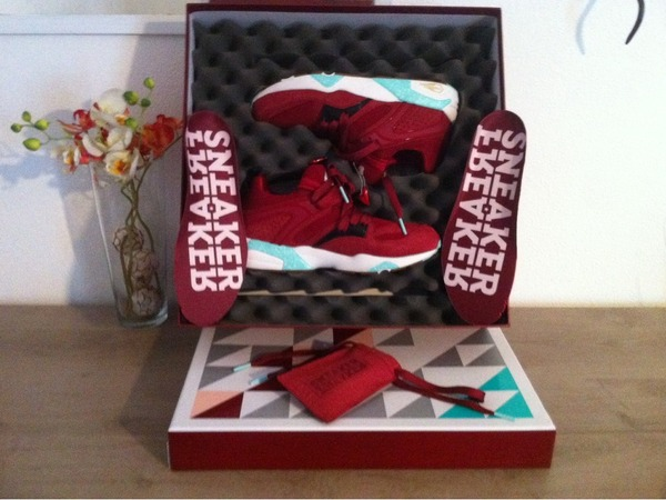 Puma Blaze of Glory Sneaker freaker x Packer Shoes <strong>Bloodbath</strong> us7 - photo 1/1