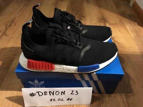 adidas nmd 42 schwarz