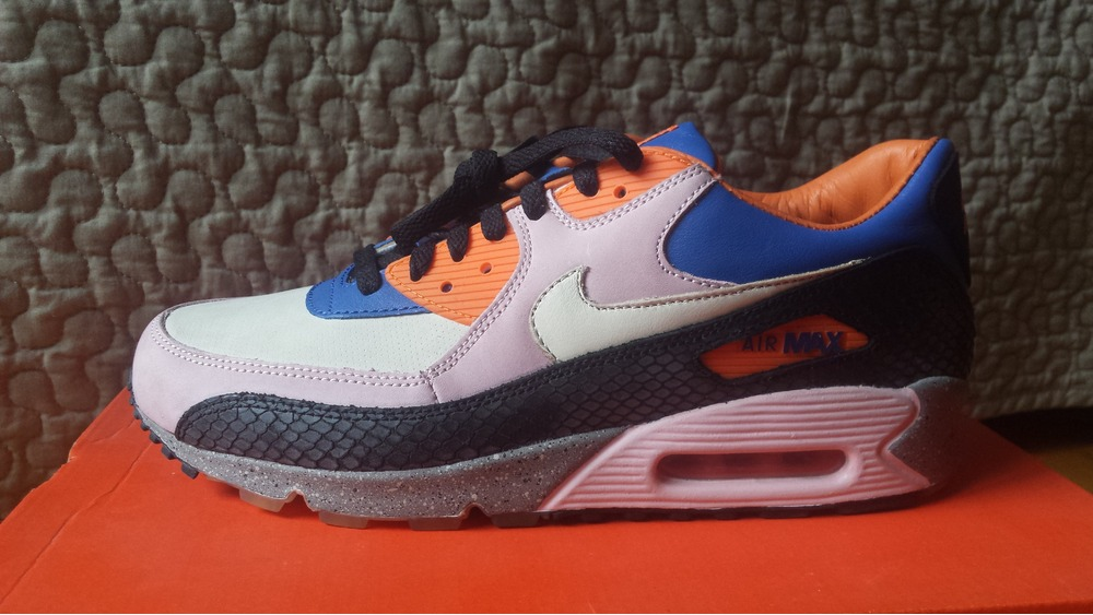 reputable site 6c9b7 c7a45 Nike Air Max 90 premium  quot King of the mountain quot  ...