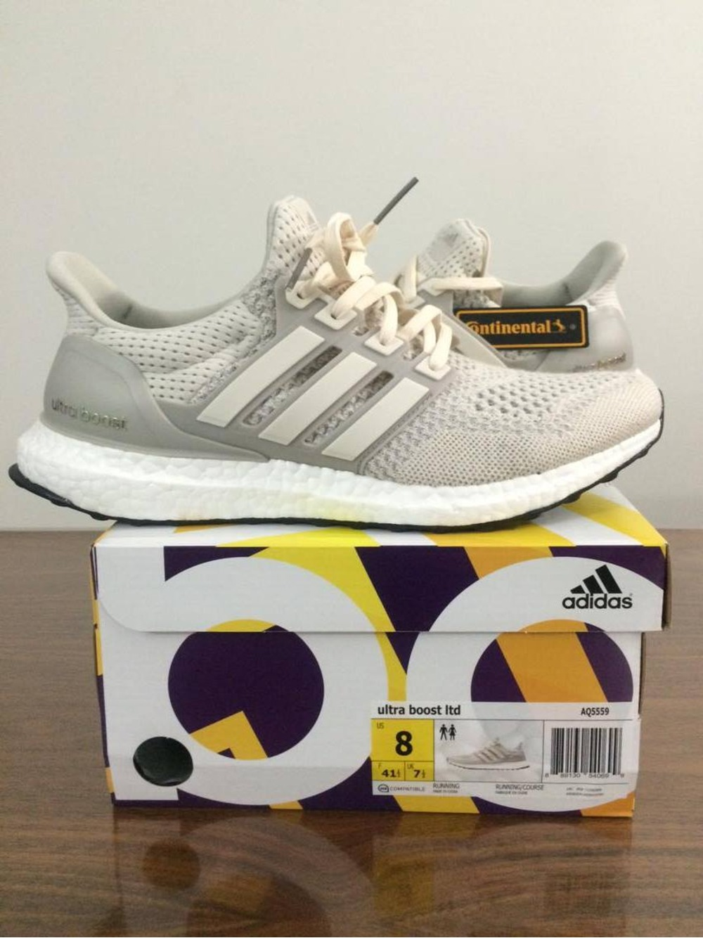 5a5478cbfec Adidas Ultra Boost Cream Chalk Adidasoutlettrainers.co.uk