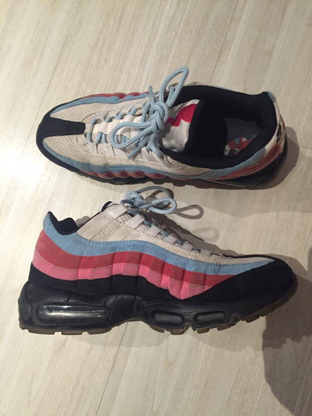 air max 95 running man for sale