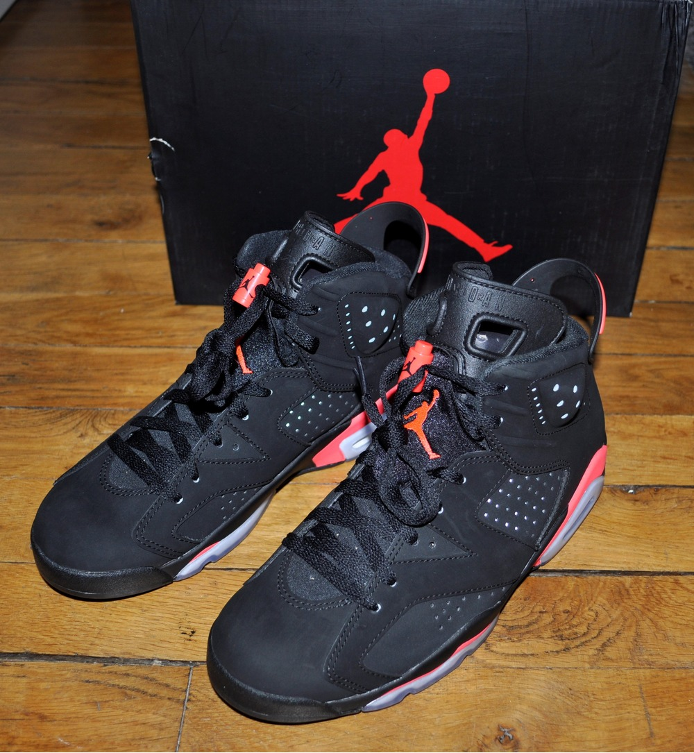 Air Jordan 6 Taille Uk