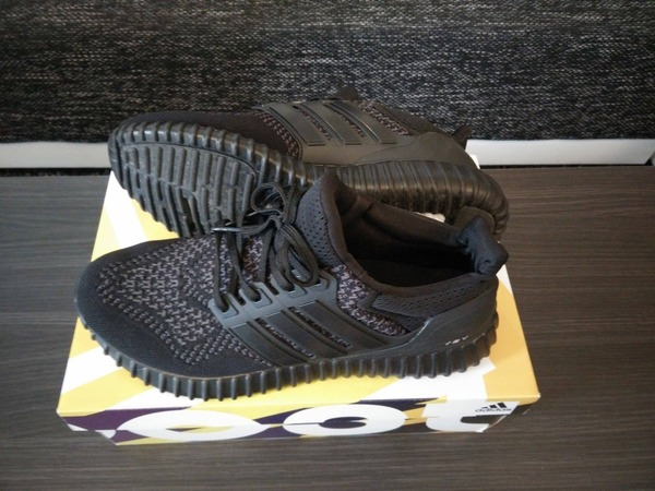 9d98cd9a6 spain adidas ultra boost triple black custom dc535 00c65