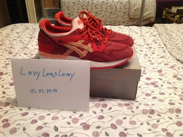 "Asics Gel Lyte V Ronnie Fieg ""Volcano"" - photo 1/6"