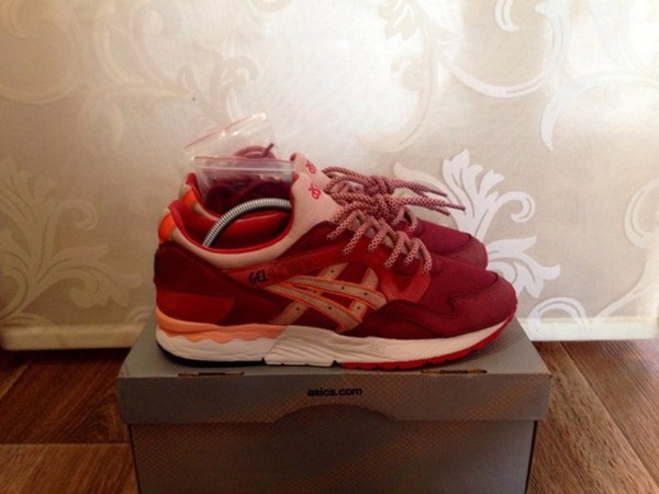"Asics Gel Lyte V Ronnie Fieg ""Volcano"" US9 VNDS - photo 1/6"