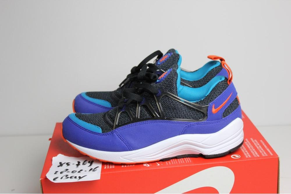 32273cf35d22 Nike Air Huarache Light QS Ultra Marine OG 6.5 39 DS Concord Team Orange  Retro -