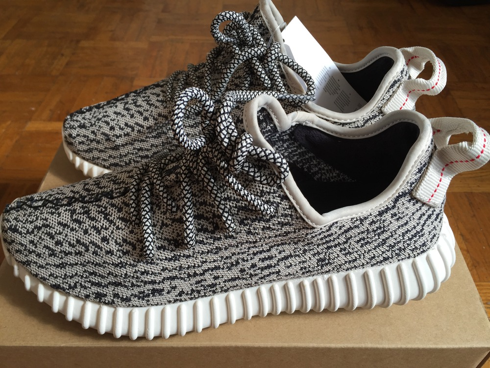 REPLICA 7th batch YEEZY BOOST 350 TURTLE DOVE REVIEW
