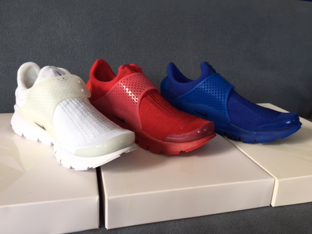 differently 6bd64 23788 ... Set* 3 x Nike Sock Dart SP Independence Pack White, ...