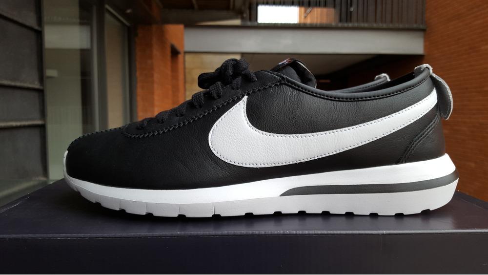 Nike Cortez Ganz Schwarz