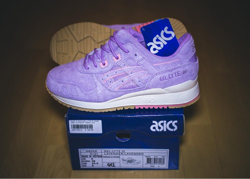 Asics Gel Lyte 3 Lavender