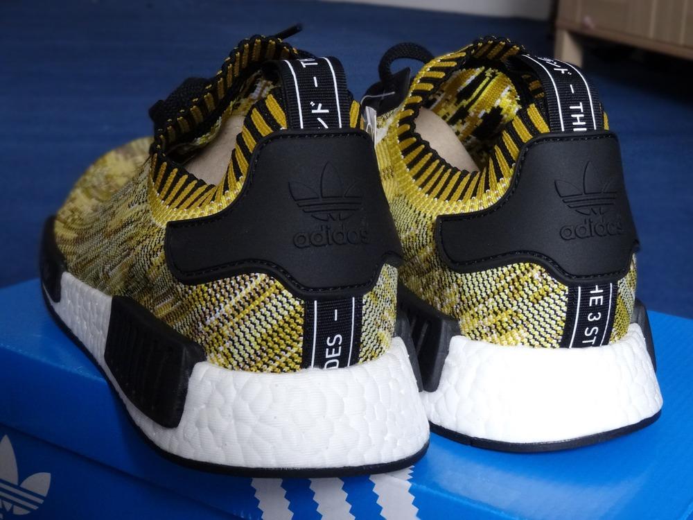 qhafhh Adidas NMD Runner PK Yellow (#310003) from nstulak at KLEKT