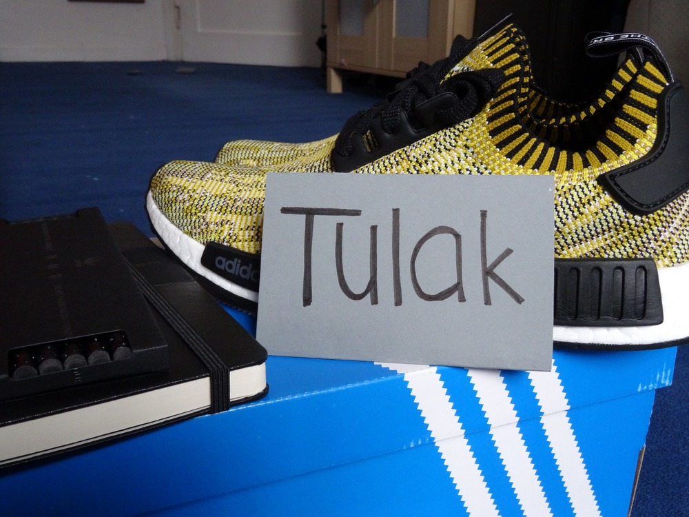 luxbop Adidas NMD Runner PK Yellow (#310003) from nstulak at KLEKT