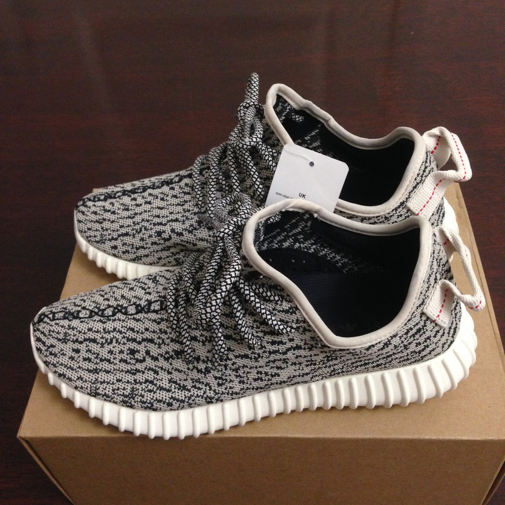 fa9c49d789a16 Adidas Yeezy Boost 350 Turtle Dove size 5US 4.5UK ( 310410) from Stas  Gorevoi at KLEKT
