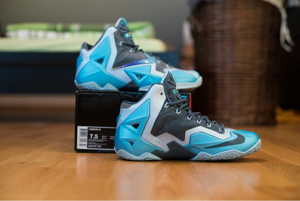 on sale 01696 56b78 ... Nike Lebron 11 (XI) - quotARMORY SLATE GAMMA BLUEquot .