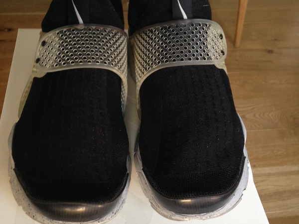 <strong>Nike</strong> <strong>Sock</strong> <strong>Dart</strong> <strong>x</strong> <strong>Fragment</strong> Design Black Cement <strong>Oreo</strong> - photo 1/8