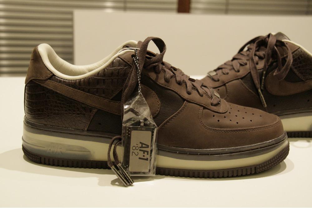 new concept 79545 4e214 Nike Air Force 1 Supreme 07 (MCO IO) White  Grey Yellow (316