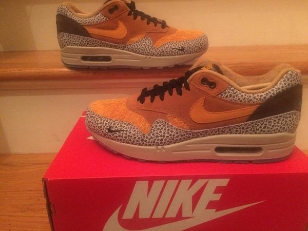 """Nike Air Max 1 Premium QS Atmos """"Safari"""" - photo 1/5"""