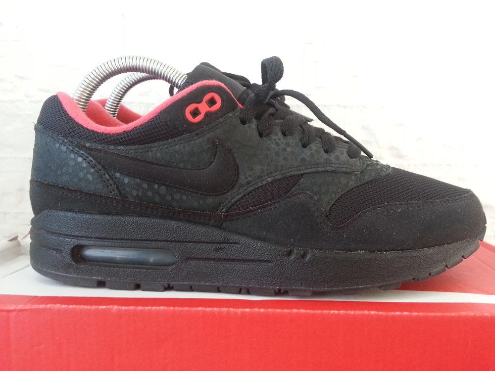 visita aclaramiento nueva nueva nueva el más barato Nike Air Max 1 Safari Negro f27655