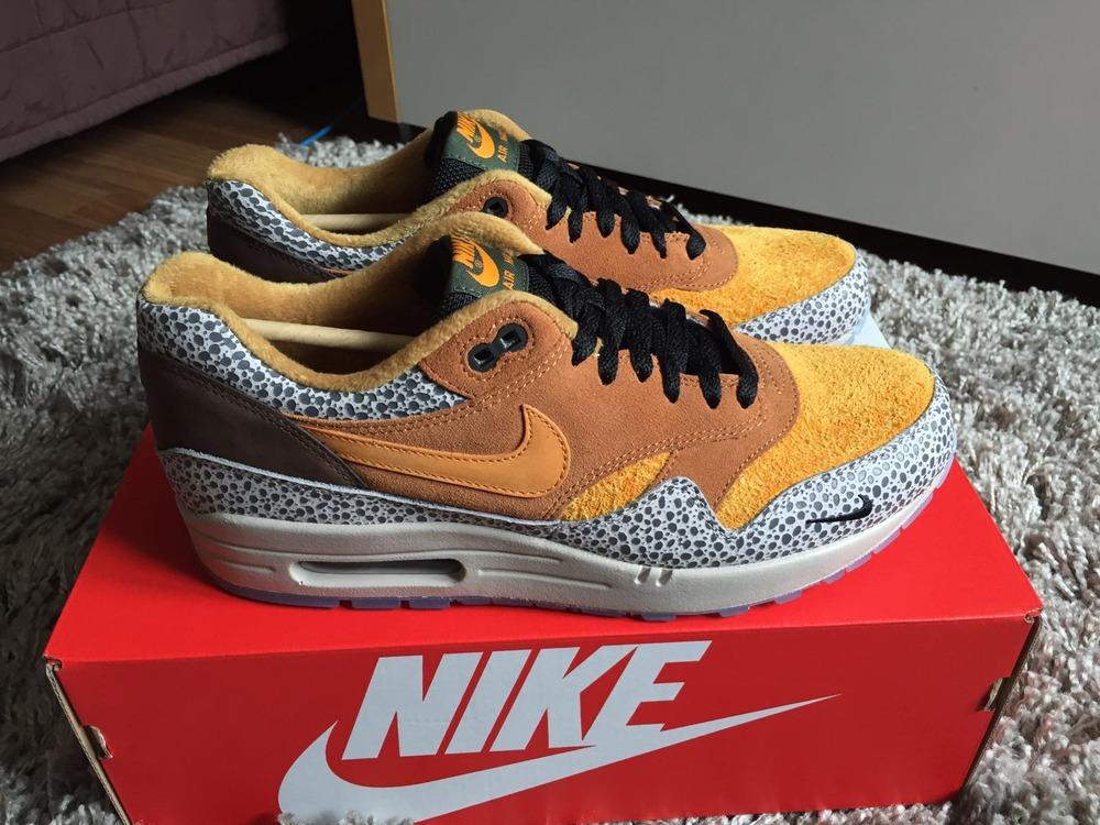 nike jr CTR360 livret fg - Nike Air Max 1 Safari QS 2016 (#312393) from Dat_midget at KLEKT