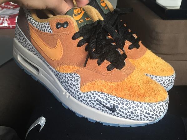 Nike Air Max 1 safari - photo 1/1