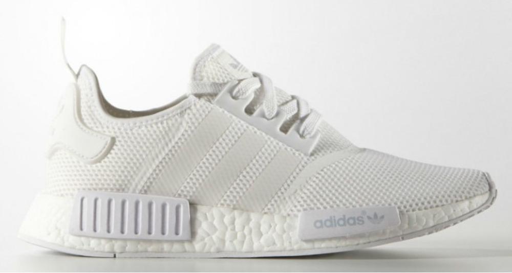 Adidas Nmd R1 Triple White bolognawear.it