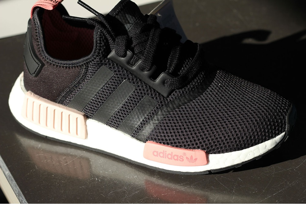 adidas shoes womens pink adidas nmd runner black boost r1