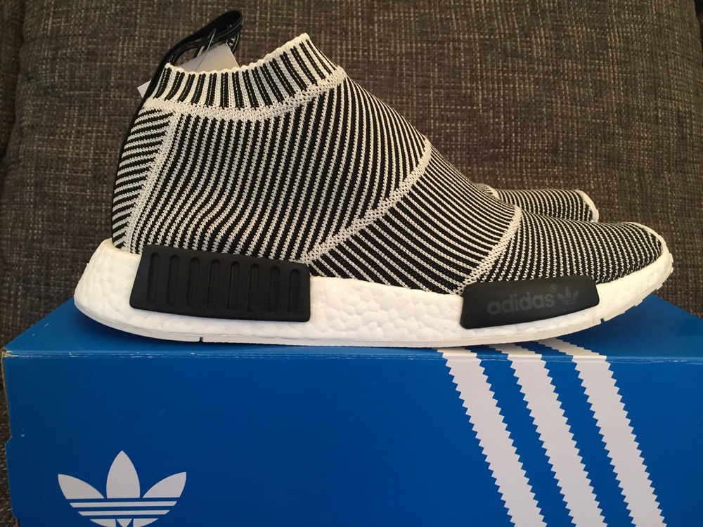 adidas NMD CS2 Harvest Red BY9406